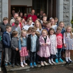 Children of Moyglass National School.