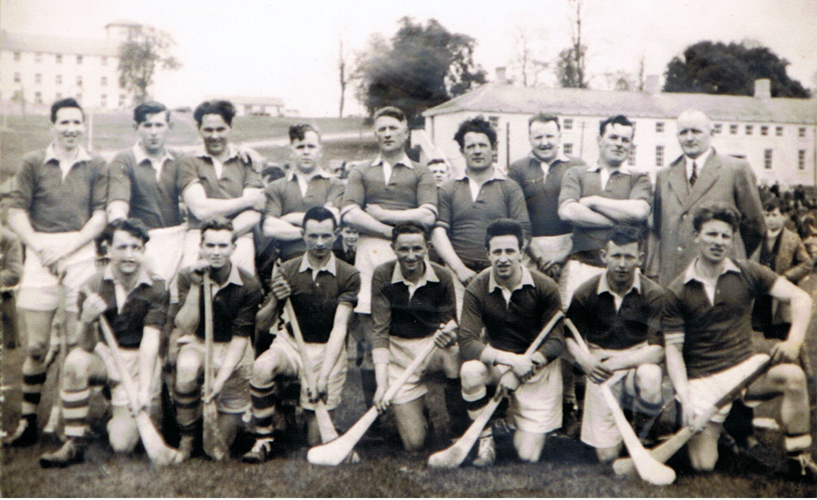Killenaule Senior Hurling Team C. 1960