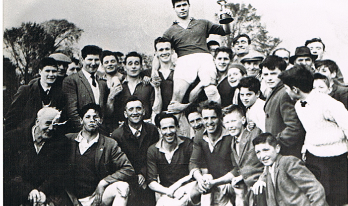 Killenaule South Junior Football Champions 1961