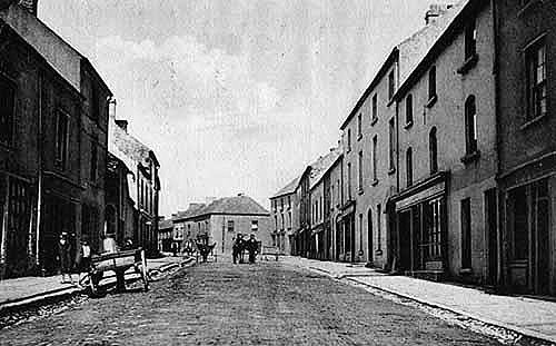 Main Street, Killenaule c.1910